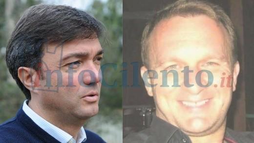 A sinistra Costabile Spinelli, a destra Alessandro Lo Schiavo